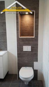 hur lång tid tar det att renovera ett badrum
