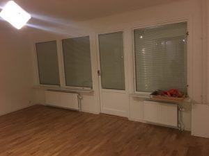 måla fönster och dörr