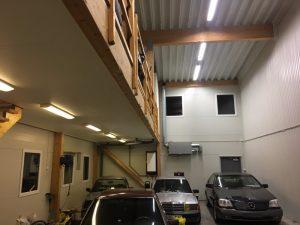 Garagerenovering i Nynäshamn