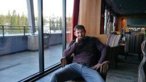Dmitri Hotuljov Arbetschef
