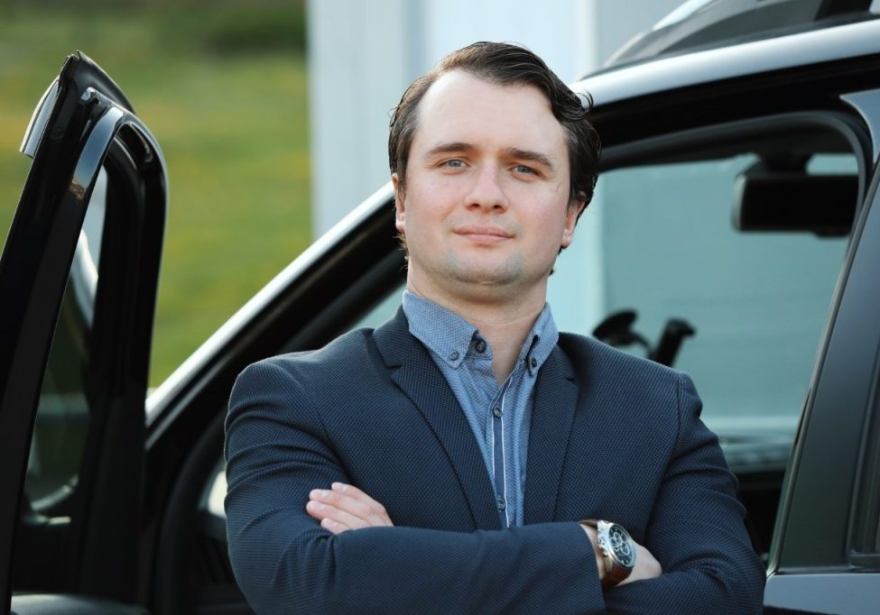 Alexander Gerhard Affärschef